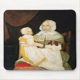Mrs. Elizabeth Freake and Baby Mary, ca. 1671-1674 Mouse Pads