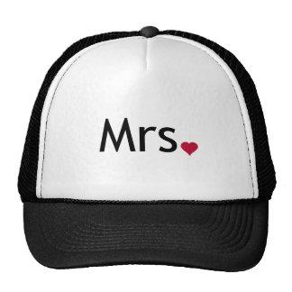 Mrs  - half of Mr and Mrs set Cap