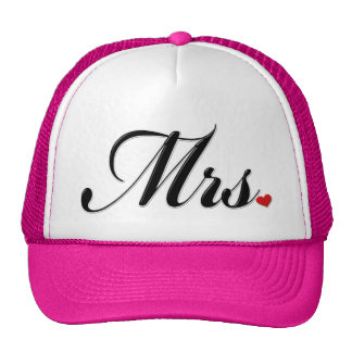 Mrs Mesh Hats