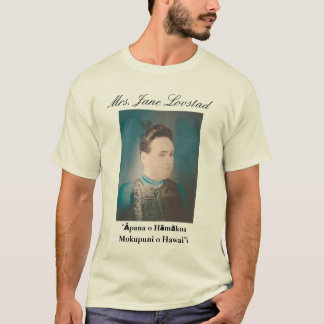 Mrs. Jane Lovstad shirt