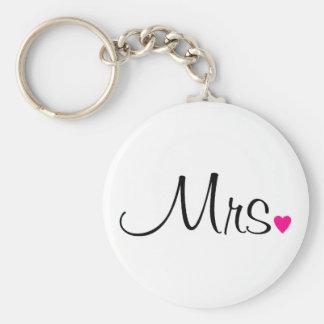Mrs Key Ring