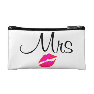 Mrs Married Cosmetics Bags