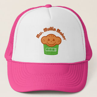 Mrs. Muffin Maker Trucker Hat