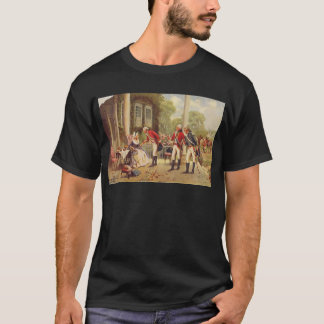 Mrs. Murray's Strategy by Percy Moran T-Shirt