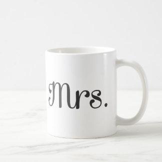 Mrs. Newlyweds Mug