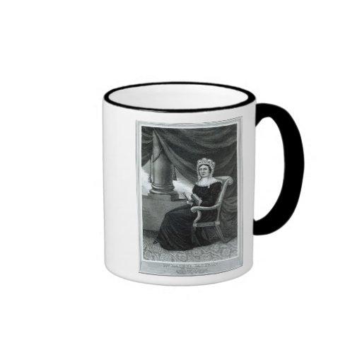 Mrs Rachel Jackson Coffee Mugs
