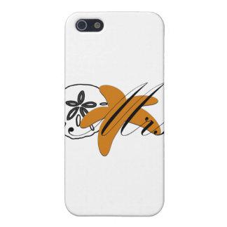 Mrs Sand Dollar Starfish iPhone 5/5S Covers