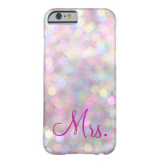 Mrs. Sparkly iPhone 6 Case
