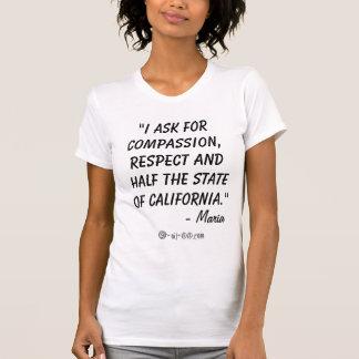 Mrs. Terminator's Request T-Shirt