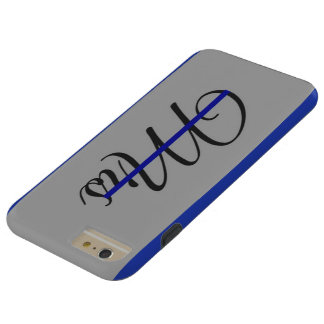 Mrs Tough iPhone 6 Plus Case