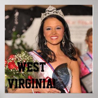 Mrs. West Virginia 2011 Poster