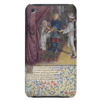Ms. 2597 King Rene dreams: The God of Love steals Barely There iPod Cases
