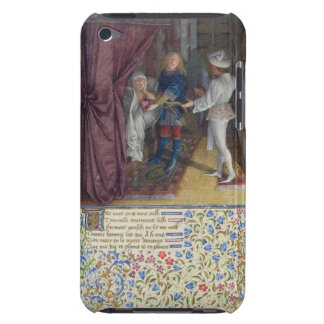 Ms. 2597 King Rene dreams: The God of Love steals Barely There iPod Cover