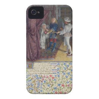 Ms. 2597 King Rene dreams: The God of Love steals Case-Mate iPhone 4 Case