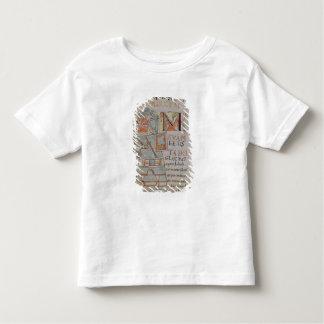 Ms 8 f.42 St. Mark the Evangelist Toddler T-Shirt