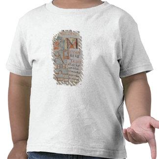 Ms 8 f.42 St. Mark the Evangelist T-shirt