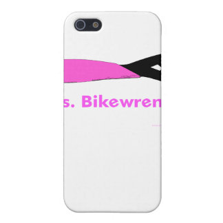 Ms. Bikewrench Case For iPhone 5/5S