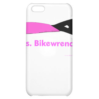 Ms. Bikewrench Case For iPhone 5C