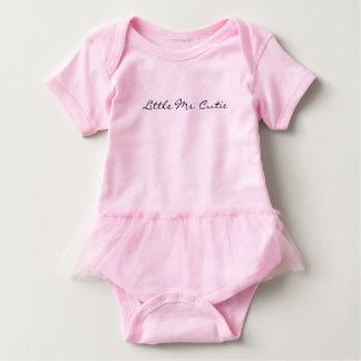 Ms. Cutie Tutu Baby Bodysuit