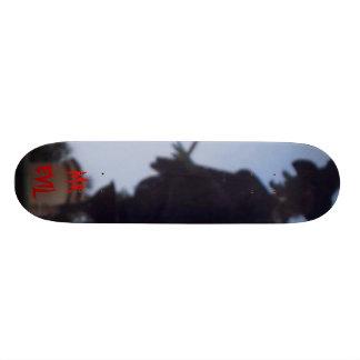 Ms. EVIL Skateboard