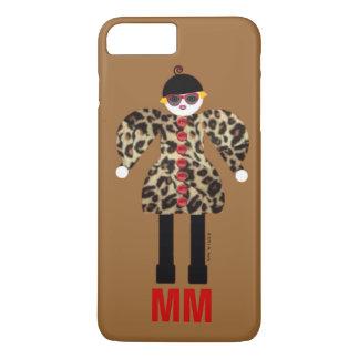 Ms. Martzkin Personalized Leopard Case