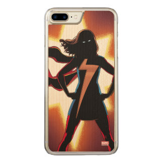 Ms. Marvel Comic #2 Carved iPhone 7 Plus Case
