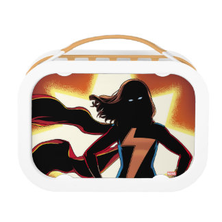 Ms. Marvel Comic #2 Lunch Boxes