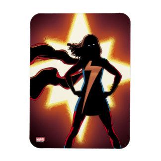Ms. Marvel Comic #2 Magnet