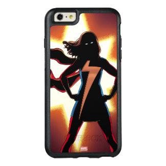 Ms. Marvel Comic #2 OtterBox iPhone 6/6s Plus Case