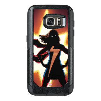 Ms. Marvel Comic #2 OtterBox Samsung Galaxy S7 Case