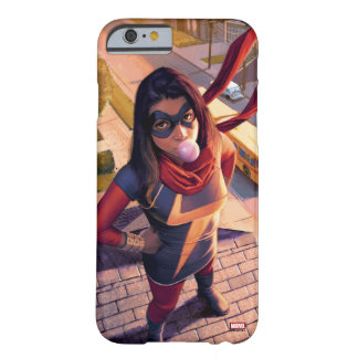 Ms. Marvel Comic #2 Variant Barely There iPhone 6 Case