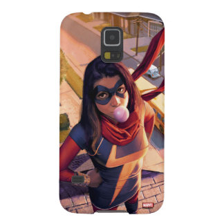 Ms. Marvel Comic #2 Variant Case For Galaxy S5
