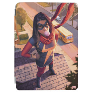 Ms. Marvel Comic #2 Variant iPad Air Cover
