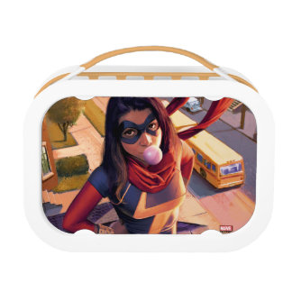 Ms. Marvel Comic #2 Variant Lunch Box