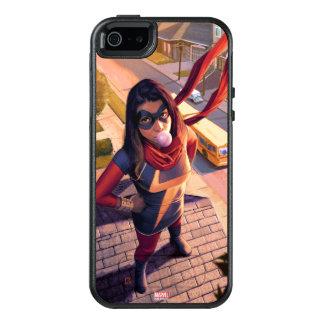 Ms. Marvel Comic #2 Variant OtterBox iPhone 5/5s/SE Case