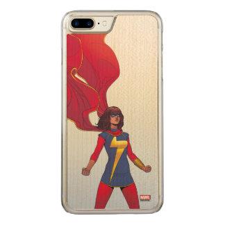Ms. Marvel Comic #3 Carved iPhone 8 Plus/7 Plus Case