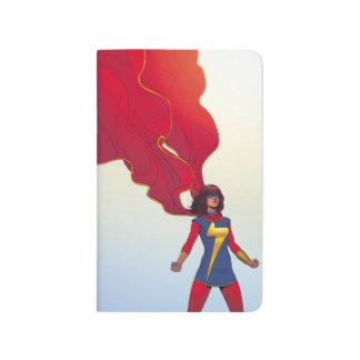Ms. Marvel Comic #3 Journal