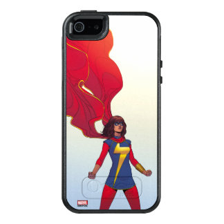 Ms. Marvel Comic #3 OtterBox iPhone 5/5s/SE Case