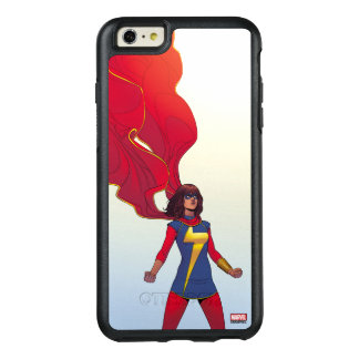 Ms. Marvel Comic #3 OtterBox iPhone 6/6s Plus Case