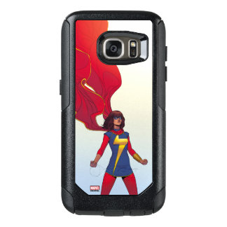 Ms. Marvel Comic #3 OtterBox Samsung Galaxy S7 Case