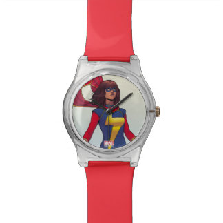 Ms. Marvel Comic #3 Watches