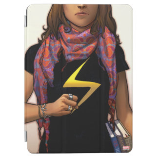 Ms. Marvel Comic Cover #1 iPad Air Cover