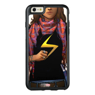 Ms. Marvel Comic Cover #1 OtterBox iPhone 6/6s Plus Case