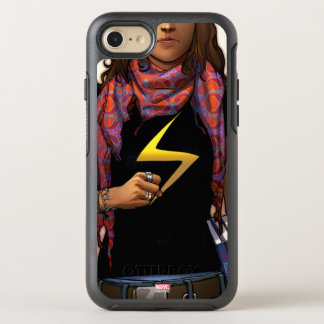 Ms. Marvel Comic Cover #1 OtterBox Symmetry iPhone 7 Case