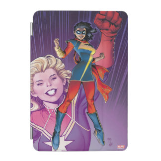 Ms. Marvel Comic Cover #1 Variant iPad Mini Cover