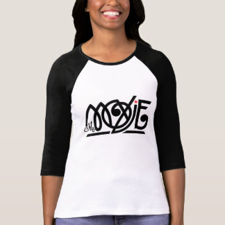 Ms. Moxie Ladies 3/4 Sleeve T-Shirt