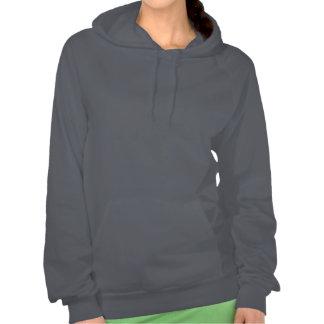 Ms. Moxie Ladies Hooded Sweatshirt