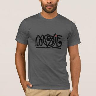 Ms. Moxie Mens Grey American Apparel T-Shirt