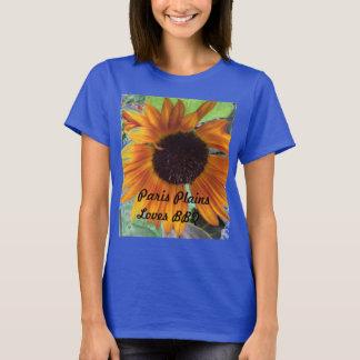 Ms Paris Plains Loves BBQ T-Shirt