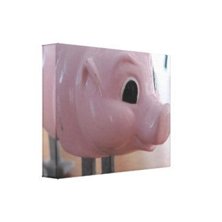 MS Piggy Vintage Toy print